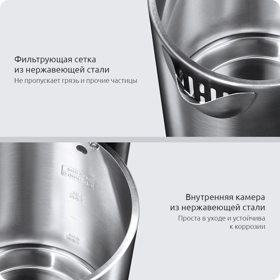 Изображение - Чайник Xiaomi Viomi Electric Kettle