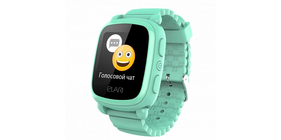 Изображение - Детские часы с GPS Elari KidPhone 2