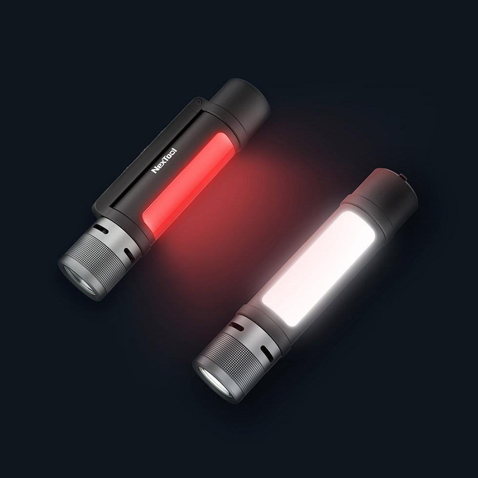 Изображение - Многофункциональный фонарик Xiaomi NexTool Thunder Flashlight Portable 6 in 1