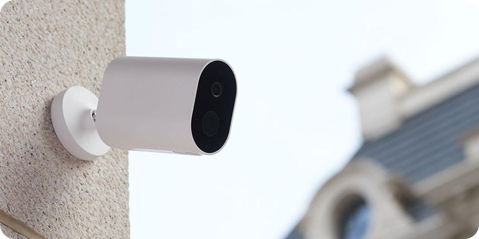 Изображение - Уличная IP-камера видеонаблюдения Xiaomi Mijia Outdoor Smart Camera
