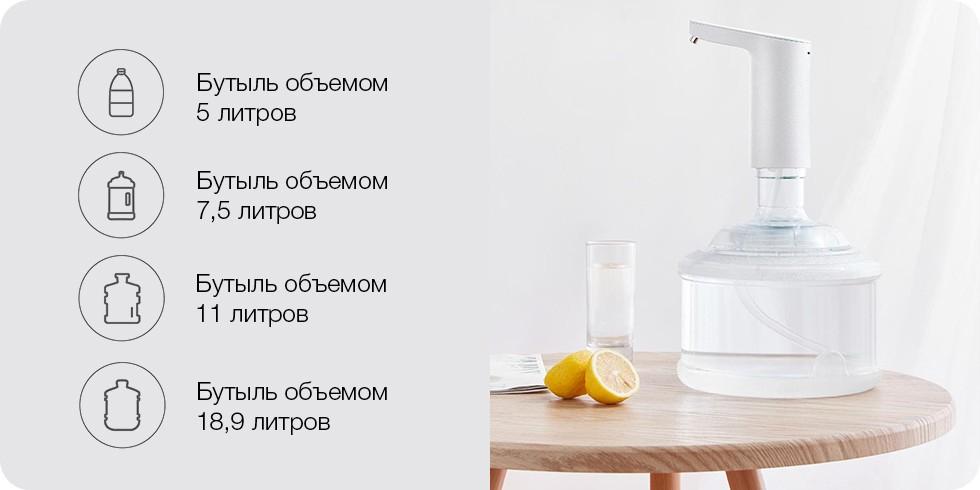 Изображение - Автоматическая помпа Smartda TDS Water Feeder