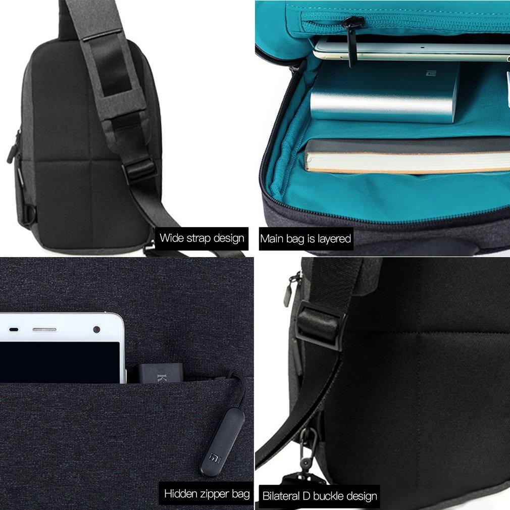 Изображение - Рюкзак Xiaomi Chest Bag
