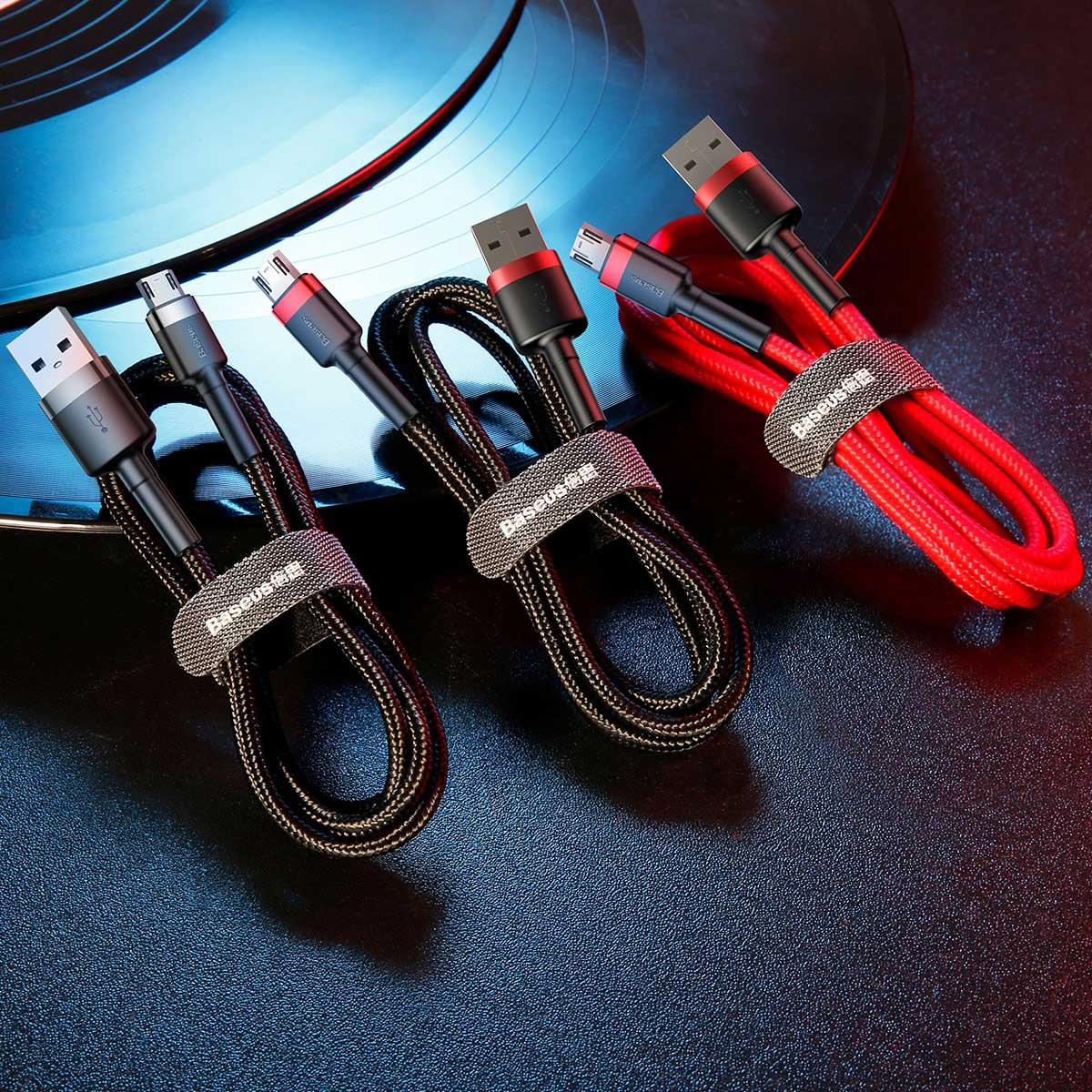 Изображение - Кабель Baseus Cafule Micro-USB
