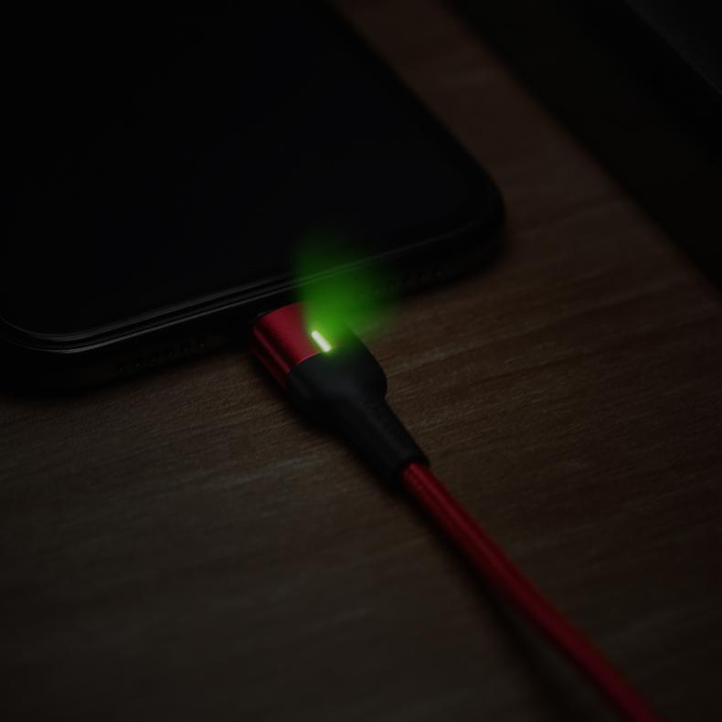 Изображение - кабель магнитный Usams Lightning U28 1m