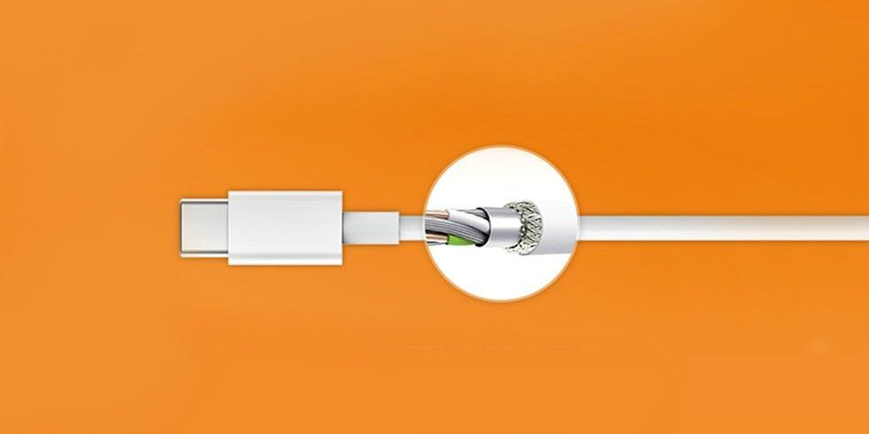 Изображение - Кабель Xiaomi ZMI Type-C/Type-C 150 cm