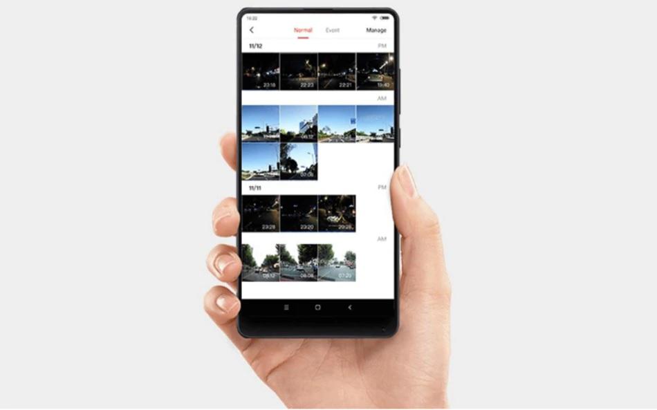 Изображение - Автомобильный видеорегистратор Xiaomi 70 Minutes