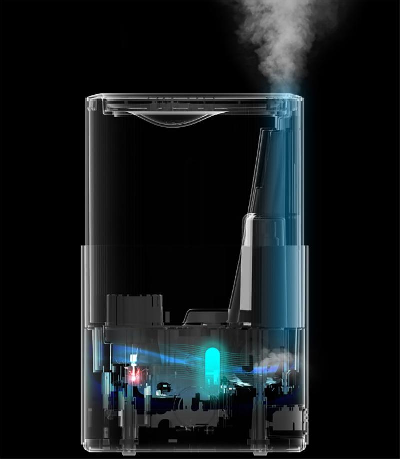 Изображение - Увлажнитель воздуха Xiaomi Deerma Air Humidifier 5L