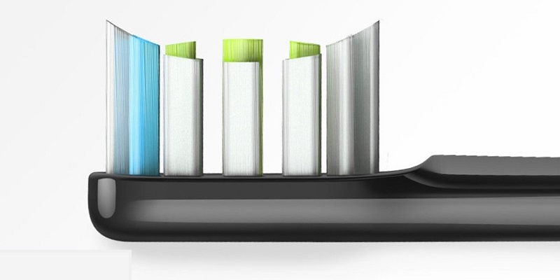 Электрическая зубная щетка Xiaomi Soocas X3U Sonic Electronic Toothbrush Platina Plus (V2) (черный)
