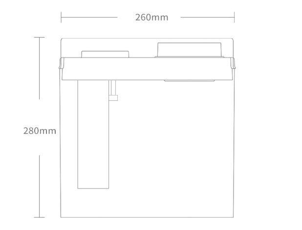 Изображение - Аквариум Xiaomi Descriptive Amphibious