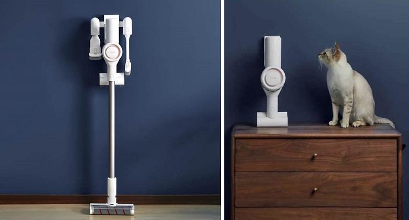Беспроводной ручной пылесос Xiaomi Dreame V9 Vacuum Cleaner (Global) (Белый)