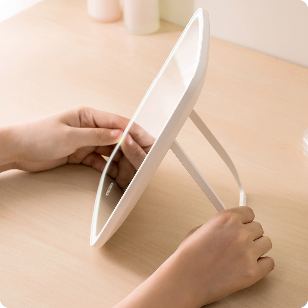 Зеркало для макияжа Jordan Judy LED Makeup Mirror
