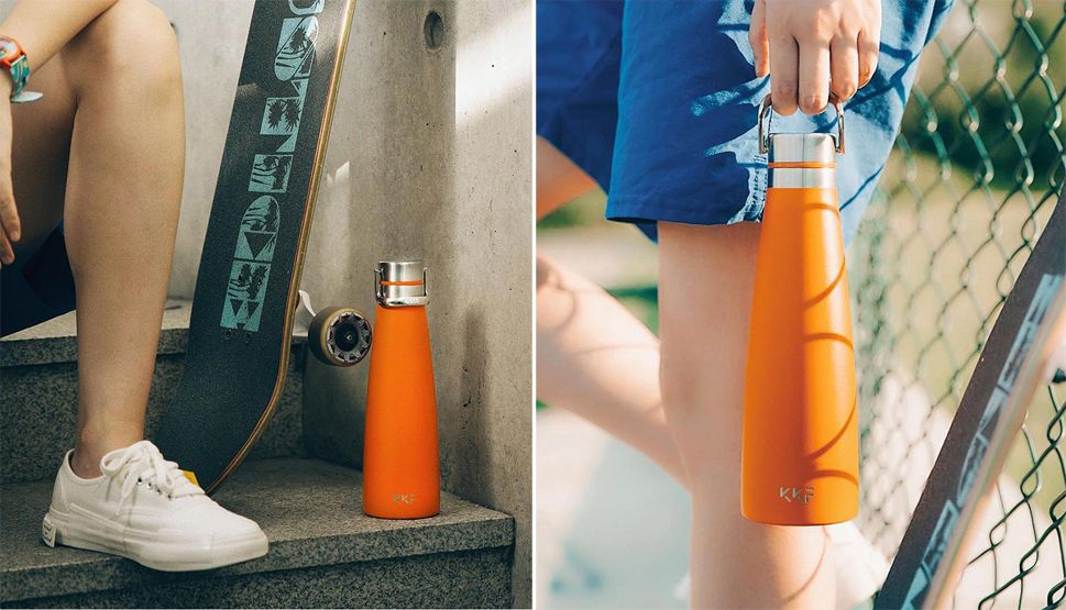Изображение - Термос Xiaomi Kiss Kiss Fish Smart Vacuum Bottle