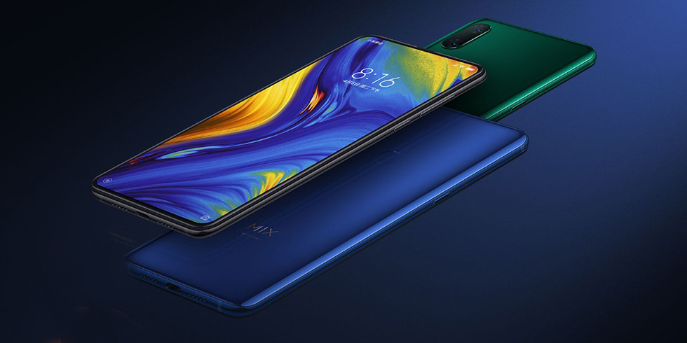 Xiaomi Mi Mix 3 (5G) 6/128Gb Global Version (Синий)