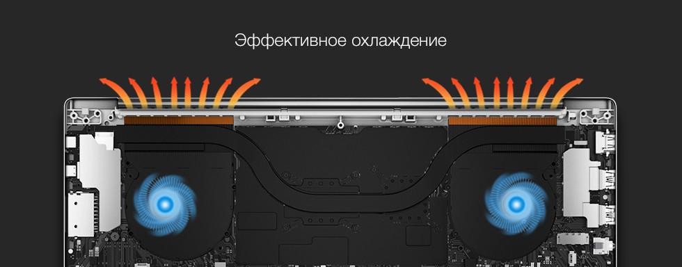 "Ноутбук Xiaomi Mi Notebook Pro 15.6"" i7, 16/1TB, GeForce GTX 1050 (JYU4199CN) (Grey)"