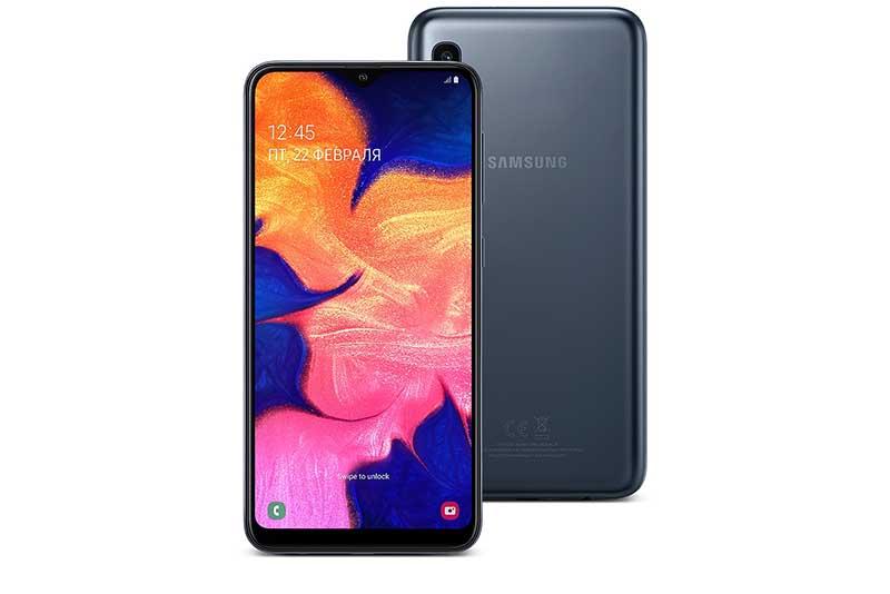 Изображение - смартфон Samsung Galaxy A10 3/32Gb