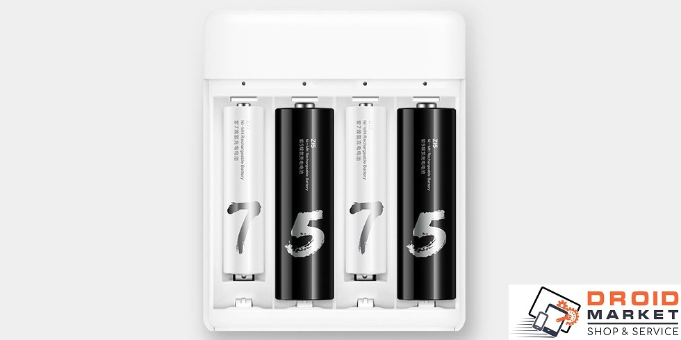 Изображение - Зарядное устройство Xiaomi ZMI с аккумуляторами AA