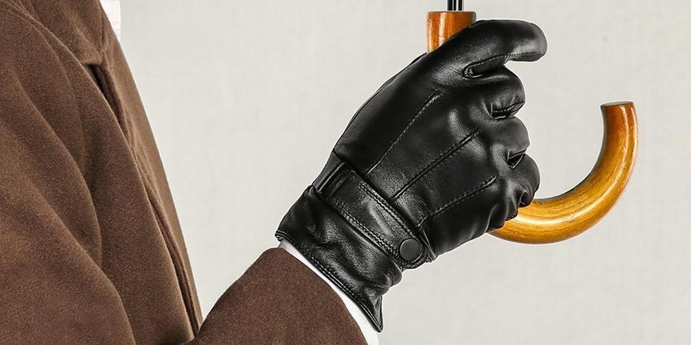 Изображение - Кожаные перчатки для сенсорных экранов Xiaomi Qimian