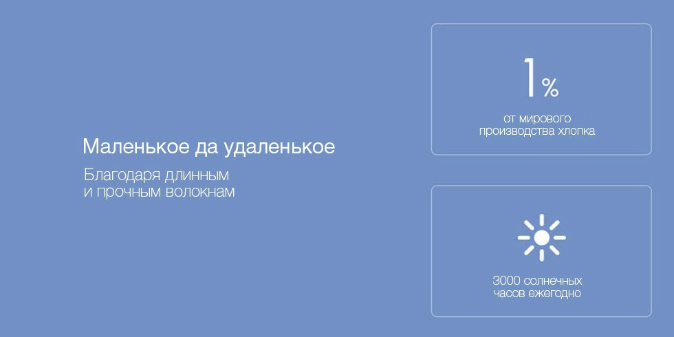 Изображение - Полотенце Xiaomi ZHS 70см-140см