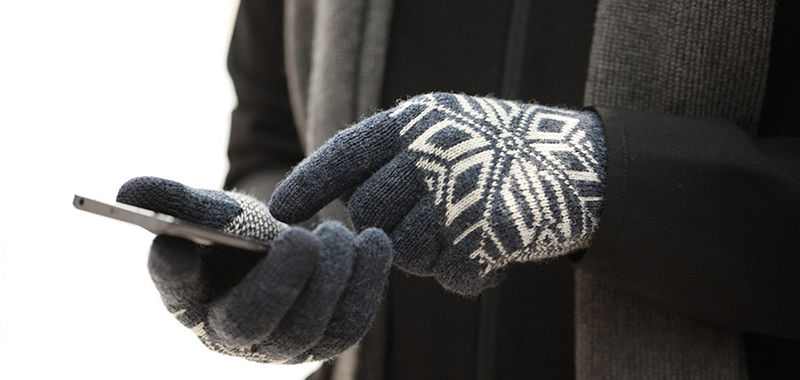 Изображение - Сенсорные перчатки Xiaomi