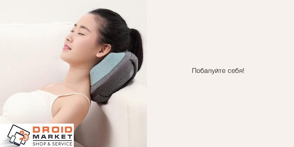 Изображение - Массажная подушка Xiaomi LeFan Kneading Massage Pillow