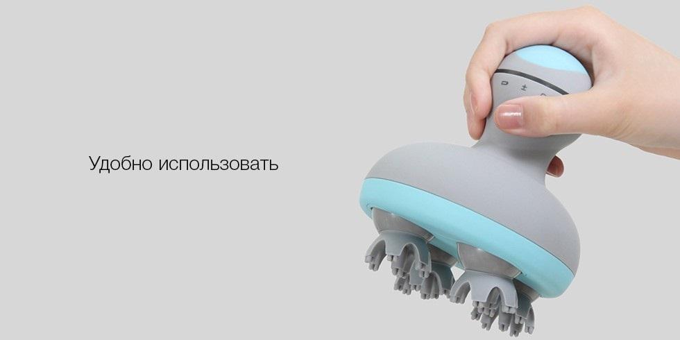 Изображение - Массажер для головы Xiaomi Mini Head Massage