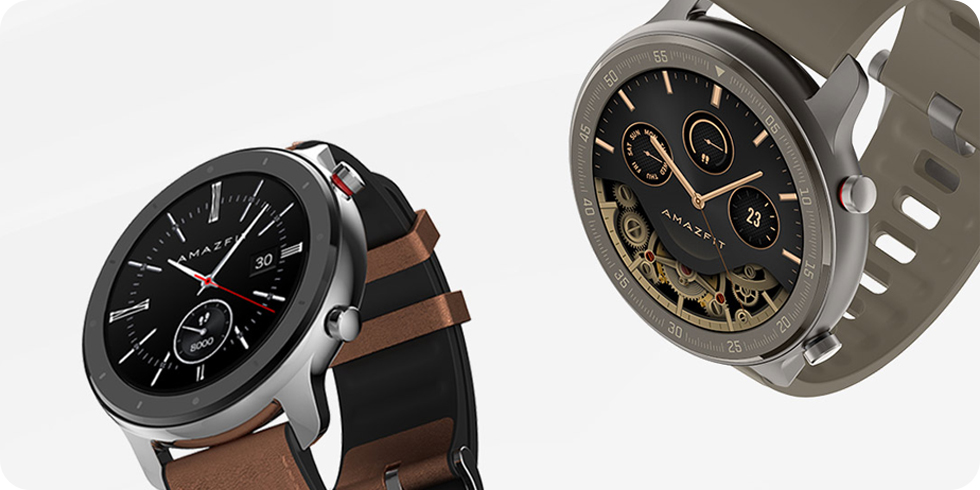 Изображение - Смарт-часы Xiaomi Amazfit ZTR 47 mm