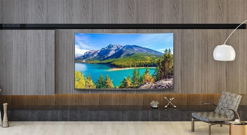 "Телевизор Xiaomi Mi TV 4S 55"" Сurved (CN)"