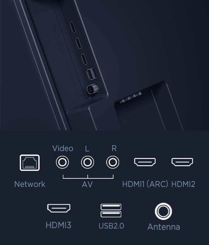 Изображение - Телевизор Xiaomi TV 4X PRO 55