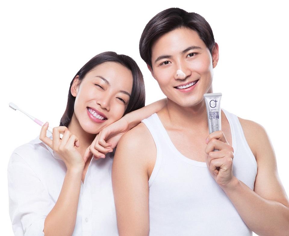 Изображение - Зубная паста Xiaomi Dr. Bei