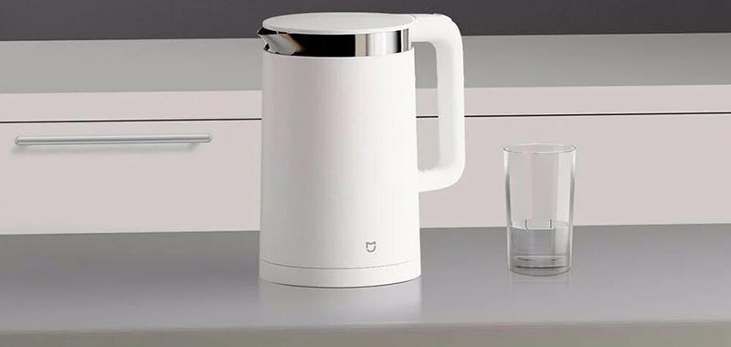 Изображение - Чайник электрический Xiaomi Mi Smart Kettle Global White