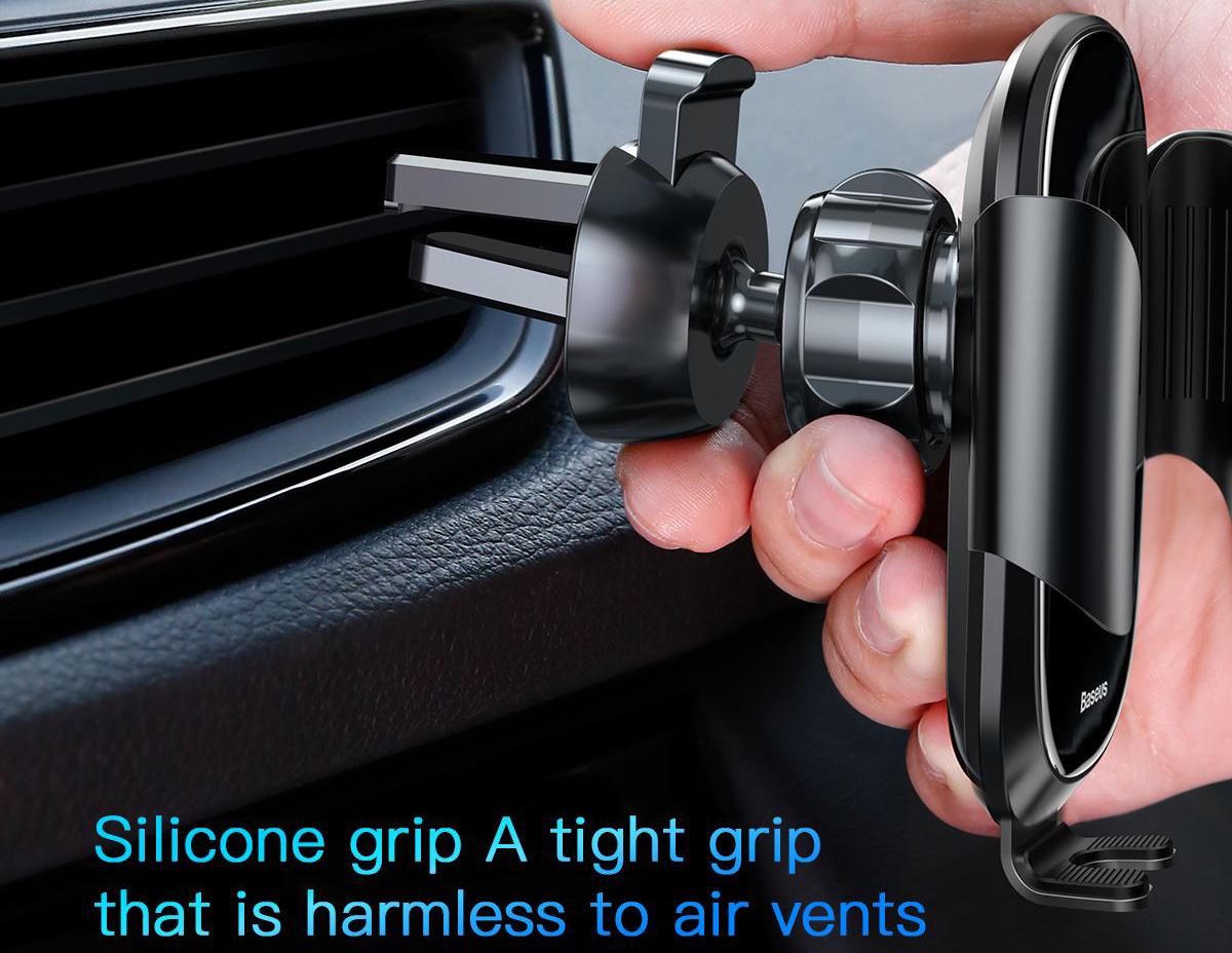 Изображение - Автомобильный держатель Baseus Smart
