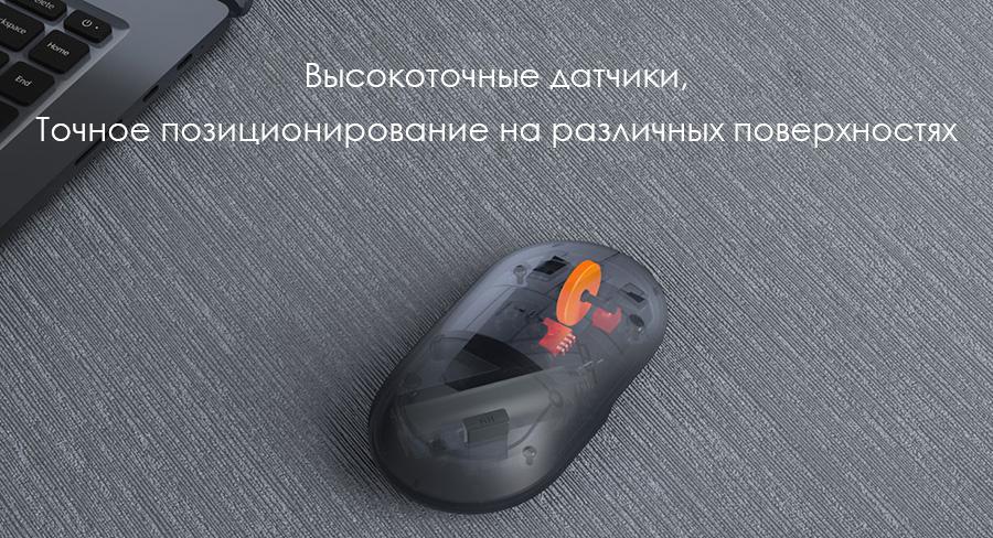 Беспроводная мышь Xiaomi Mi Wireless Mouse 2 (XMWS002TM) (Белый)