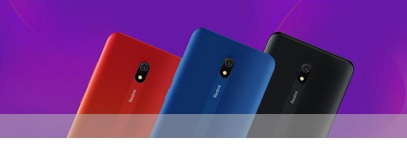 Xiaomi Redmi 8A 2/32Gb РОСТЕСТ (Черный)
