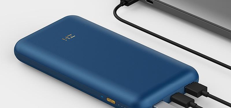 Изображение - Xiaomi ZMI Power Bank 10 Pro 20000mAh