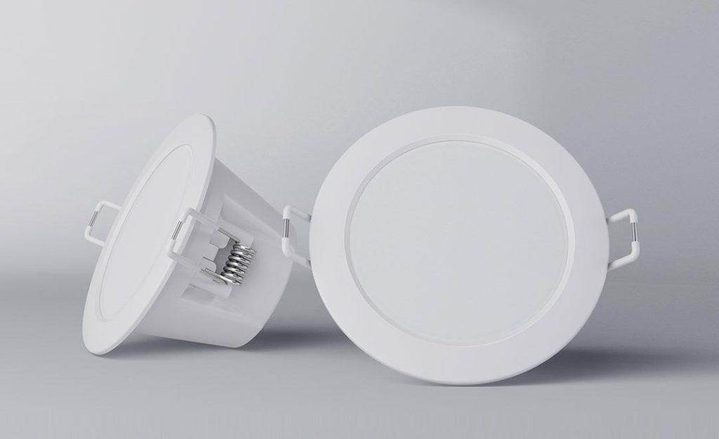 Изображение - Встраиваемый светильник акцентного освещения Xiaomi Philips Zhirui 3000 - 5700k (MUE4080RT)