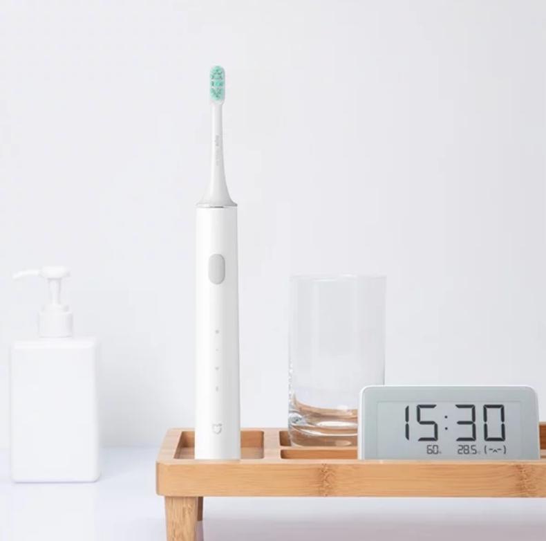 Изображение - Электрическая зубная щетка Xiaomi Ultrasonic Toothbrush (DDYS01SKS) Белый