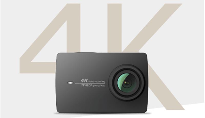 Изображение - камера Xiaomi Yi 4K Action Camera Белая