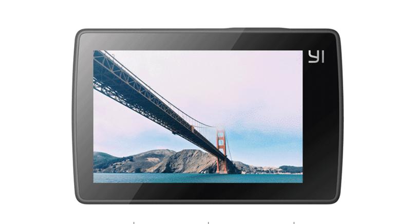 Изображение - режим фото экшн-камеры Xiaomi Yi 4K Белая