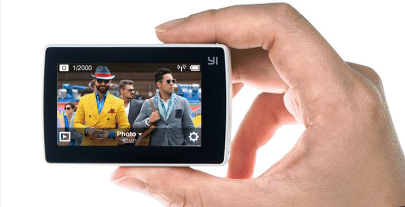 Изображение - режим работы  Xiaomi Yi 4K Action Camera Белая