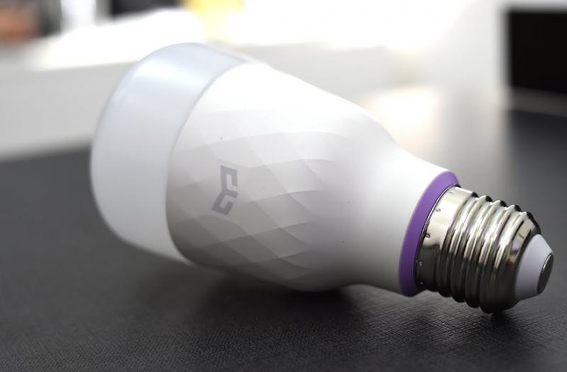 Изображение - умная Wi-Fi лампочка Xiaomi Yeelight LED Smart Bulb