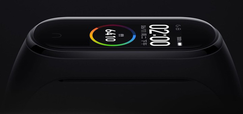 Изображение - дисплей фитнес-браслета Xiaomi Mi Band 4