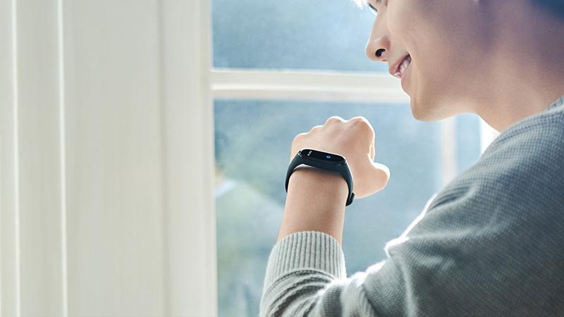Изображение - технология умный дом Xiaomi Mi Band 4