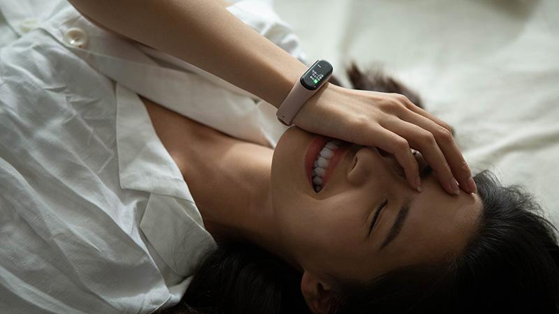 Изображение- батарея фитнес-браслета Xiaomi Mi Band 4