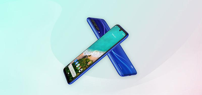 Изображение - дизайн Xiaomi Mi A3 4 64Gb Global Version