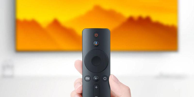 Изображение - пульт Xiaomi Mi LED TV 4S 43