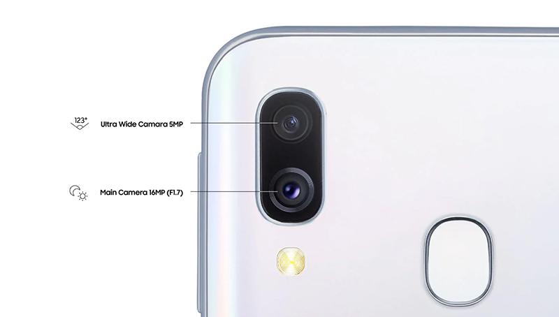 Изображение -к амера  Samsung Galaxy A30 4/64Gb РОСТЕСТ