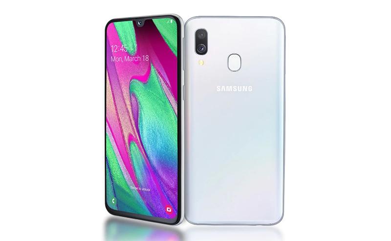 Изображение - смартфон Samsung Galaxy A40 4/64Gb РОСТЕСТ