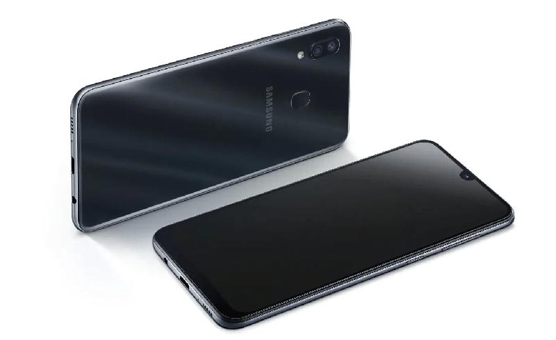 Изображение - смартфон Samsung Galaxy A30 Черный