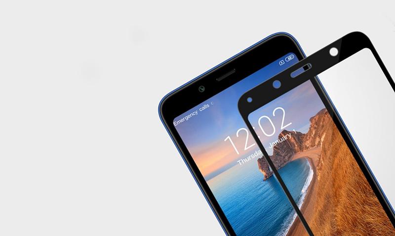 Изображение - защитное стекло для Xiaomi Redmi 7A