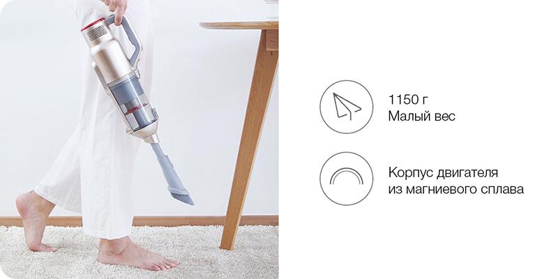 Изображение - корпус пылесоса Xiaomi Jimmy